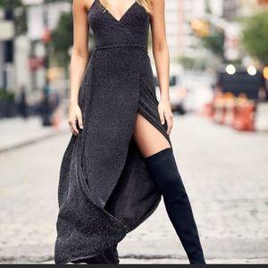 Black LuLu's shimmer dress